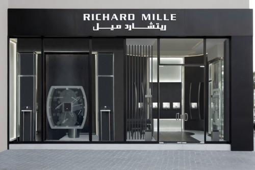 9c4c19cbcde0f ريشارد ميل رسمياً وشخصياً في قطر!
