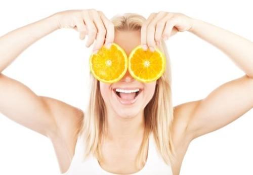 لا ترمي قشرة البرتقال بعد اليوم!