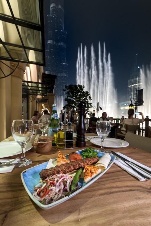 """""""جونايدن"""" في قلب مدينة دبي"""