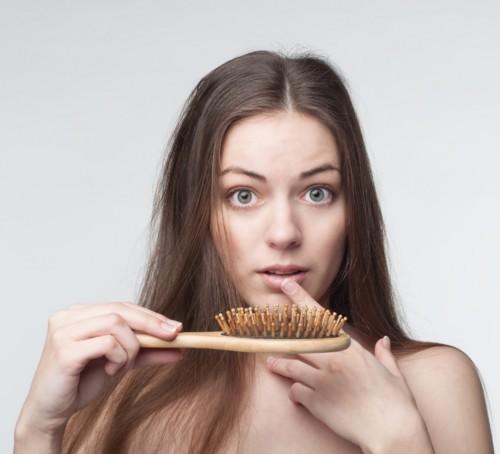 قناع الجرجير للحدّ من تساقط الشعر
