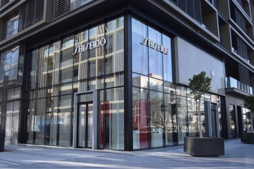 أول بوتيك Shiseido في منطقة الشرق الأوسط