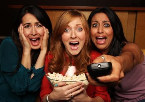 أفلام الرعب وصفة سحرية لخسارة الوزن!