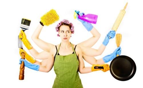 كيف يمكن أن تساعدك الأعمال المنزلية على فقدان الوزن؟