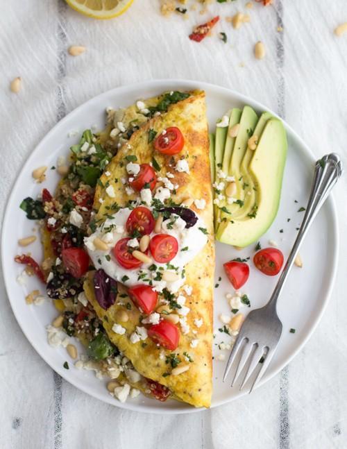 لفطور شهي: طريقة تحضير الأومليت بأربع طرق