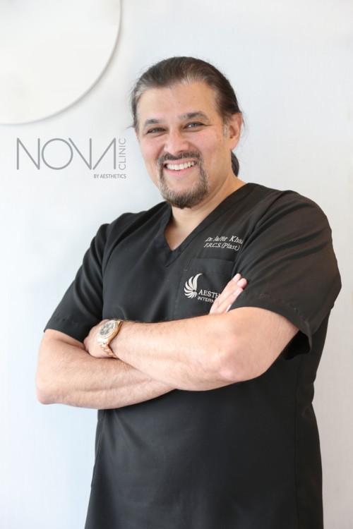 مقابلة مع د. جعفر خان أخصائي جراحة التجميل وترميم البشرة