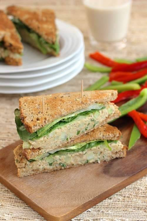 سريع: طريقة تحضير ساندويش التونة