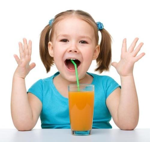 كميات هائلة من السكر في عصائر الأطفال!