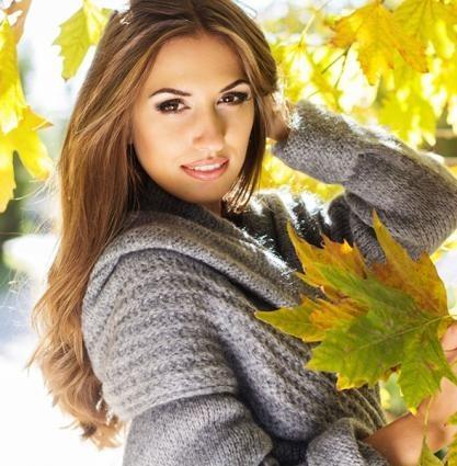 9 نصائح للعناية بالشعر في فصل الخريف!