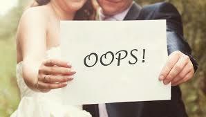 9 أخطاء شائعة يجب أن تتفاديها بعد الزواج!