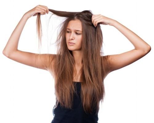 خلطة الملح العجيبة للتخلص من الشعر المنفوش في ثانية واحدة فقط!