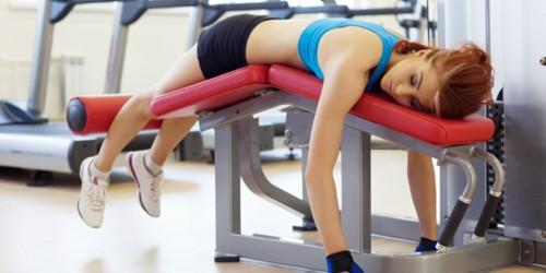 4 علامات تشير أنك تبالغين في ممارسة الرياضة
