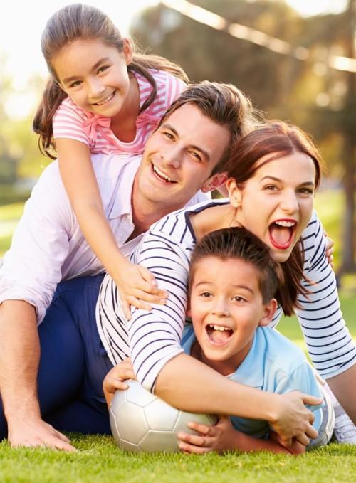 10 طرق لتحقيق التماسك الأسري