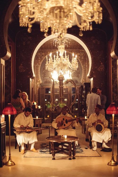سلمان مراكش: فندق 5 نجوم