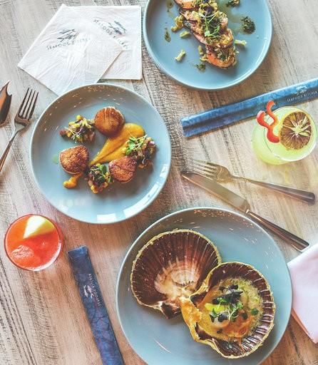 Seefood Kitchen يفتتح أبوابه في نخلة جميرا