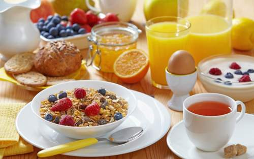 ما هي أفضل الأطعمة لتناولها في وجبة الإفطار؟