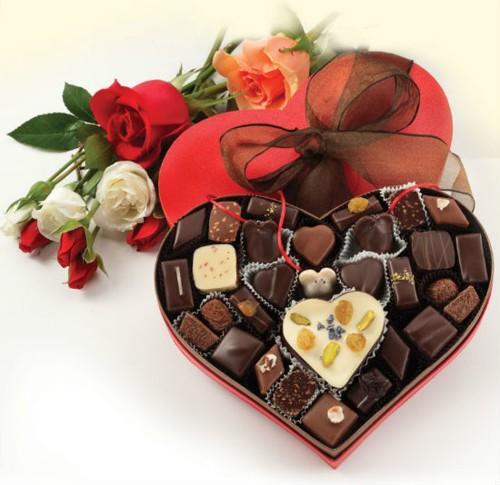 لا تشعري بالذنب من تناول الشوكولا في عيد الحب