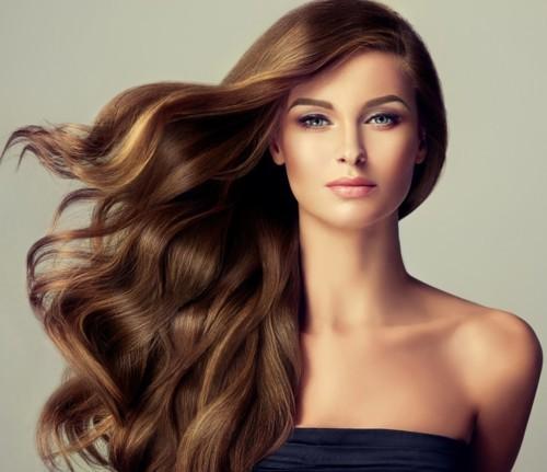 أحدث أسرار الشعر الجميل والبشرة الشابة