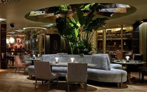 مطعم إيزوكيو: تجربة آسيوية معاصرة