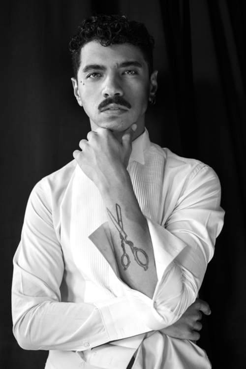 مقابلة مع مصمم الأزياء الشاب المبدع مهند كوجاك