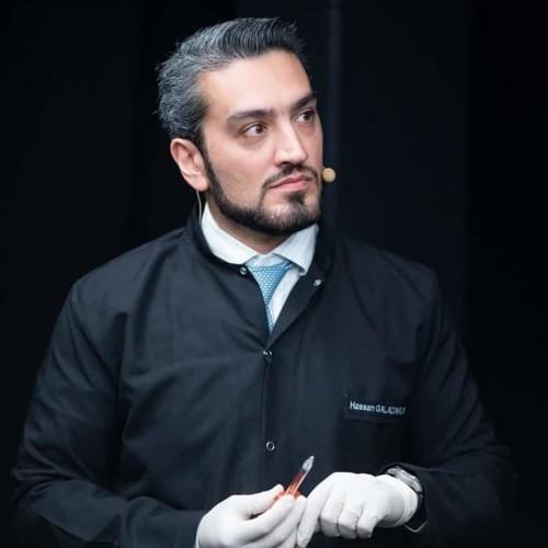 دز حسن كلداري: تاريخ الحشوات التجميلية