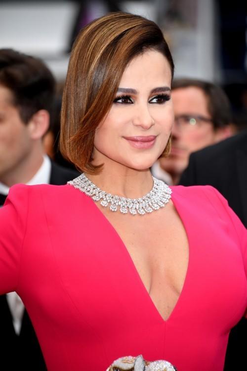 مجوهرات شوبارد تتلألأ على النجمات العرب في كان