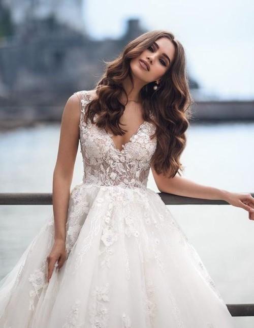 نصائح لاختيار فستان زفافك من Dress come true