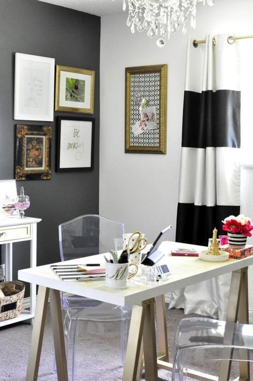 4 خطوات لتصميم مساحة للعمل المكتبي في المنزل