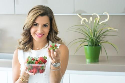 """رنا جيزي: """"اهم الفوائد لتناول مجموعة متنوعة من الفواكه والخضروات"""""""