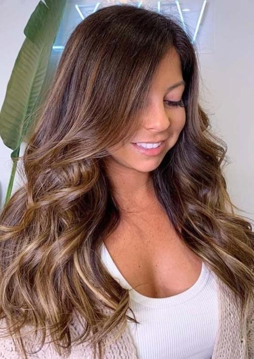 بلياج الشعر بحسب لون البشرة