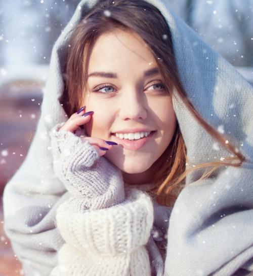 4 نصائح للعناية بالبشرة في الشتاء
