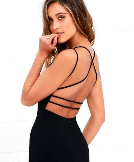 لماذا ترغب النساء بارتداء ملابس تكشف مفاتنهن؟
