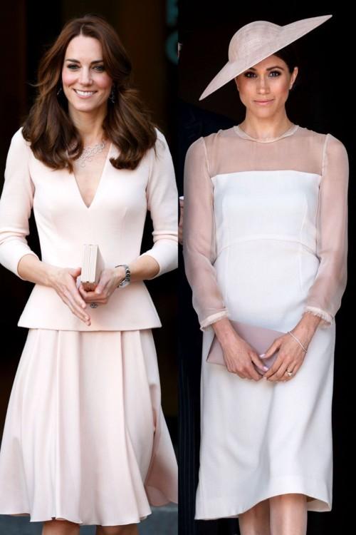 3 قواعد للموضة على كيت وميغان الإلتزام بها في حفل زفاف الأميرة بياتريس