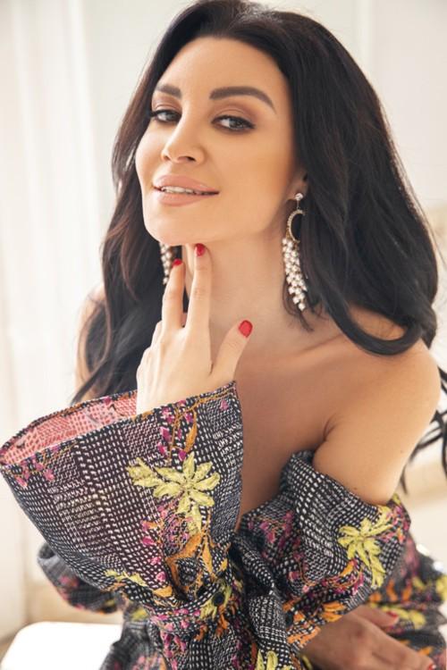 """الممثلة أروى جودة: """"على المرأة العربية التسلّح بالثقافة"""""""