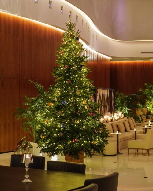 فندق إديشن أبوظبي يحتفل بحلول موسم الأعياد