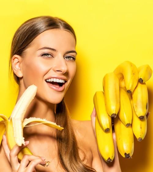 إستخدمي الموز لمعالجة مشاكل البشرة