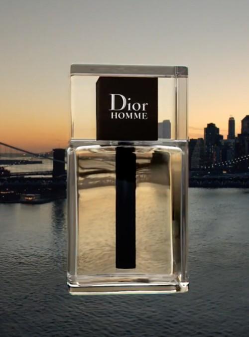 الرجولة والجاذبية مع عطر Dior Homme