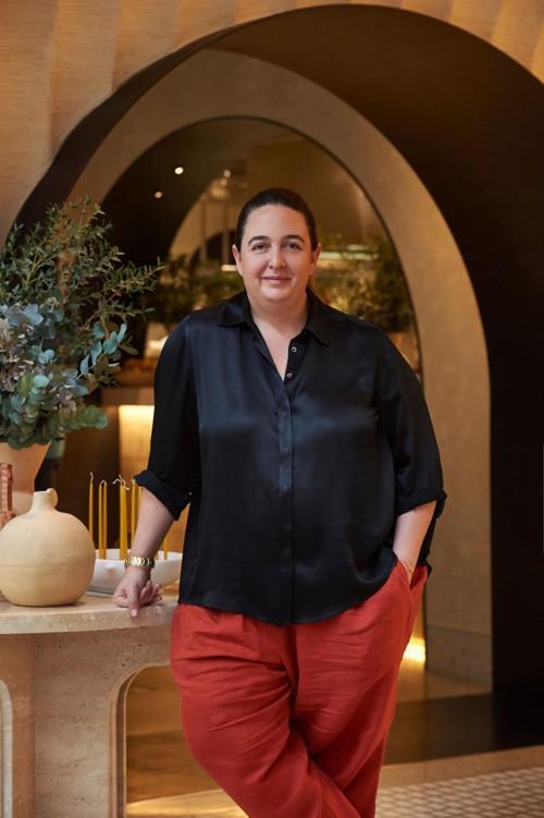 """ناتاشا سيديريس: """"الحياة قصيرة، فاحرصوا على تناول الطعام بشكل صحّي"""""""