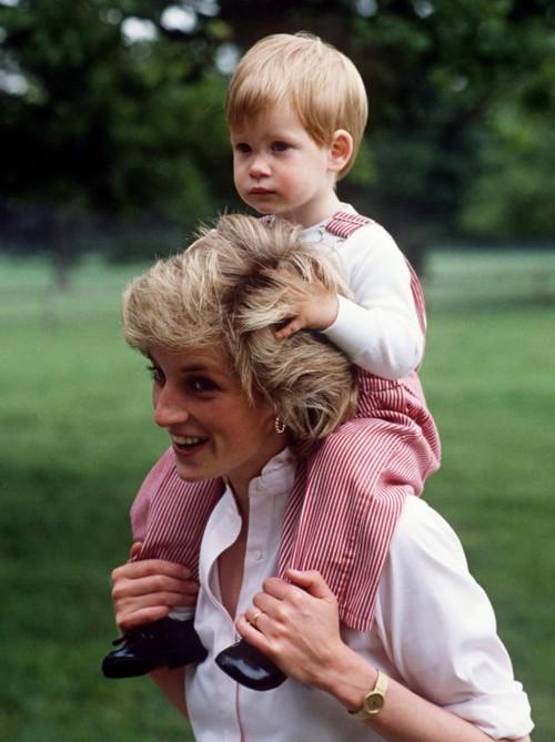 ما الهدية التي أوصت الأميرة ديانا بمنحها لابنها هاري؟