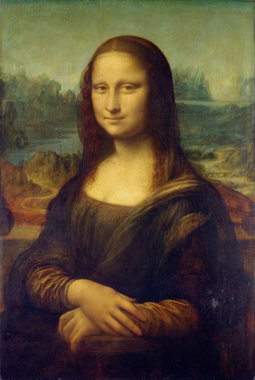 """بيع لوحة """"موناليزا"""" من مكعبات روبيك"""