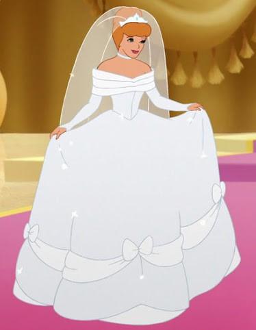 إطلاق خط أزياء فساتين زفاف من وحي أميرات ديزني
