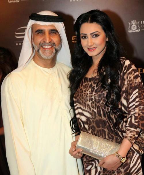 مهاجمة حبيب غلوم بعد تغريدة عن زوجته هيفاء حسين