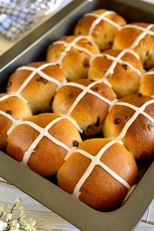 خبز الصمون الطري