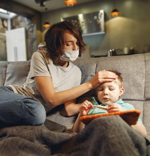 8 طرق لعلاج الحمى بشكل طبيعي