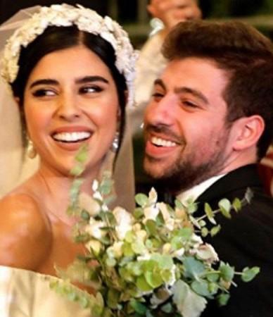 زينة مكي تفاجئ الجمهور بزفافها