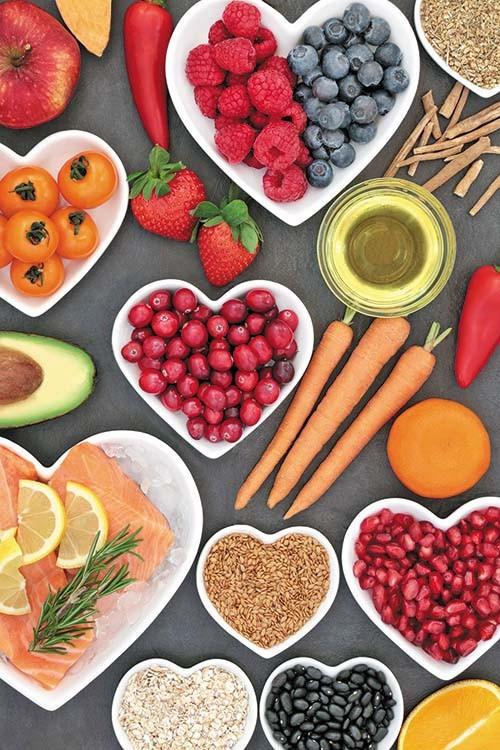 أفضل 10 أطعمة مفيدة لصحة القلب