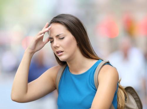 5 أسباب للشعور بالدوار أثناء الدورة الشهرية