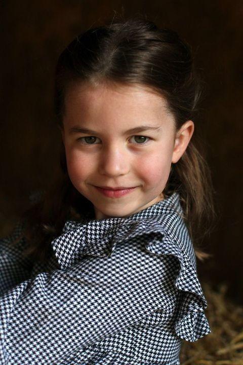 بالصورة:الأميرة شارلوت تحتفل بعيد ميلادها السادس