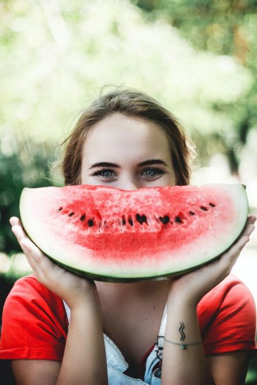 الأكل الصحي للمرأة السليمة
