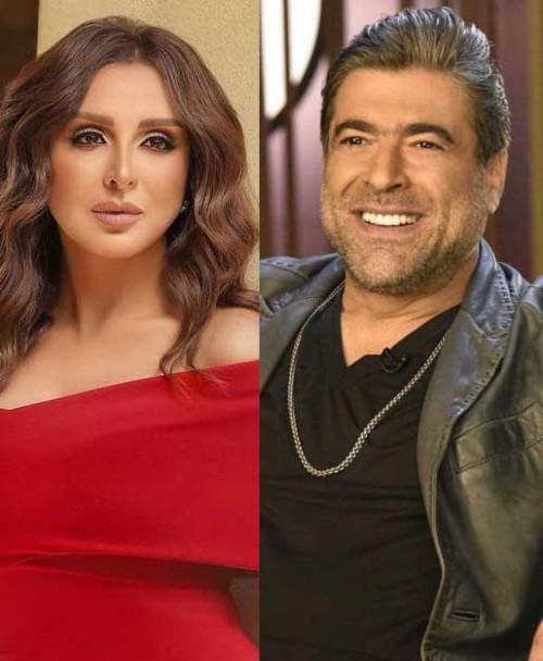 وائل كفوري وأنغام في ديو غنائي