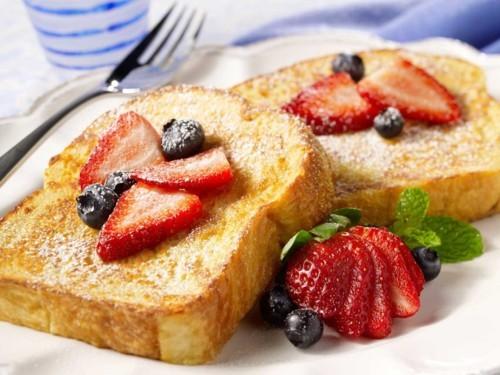 طريقة تحضير التوست الفرنسي لفطورك